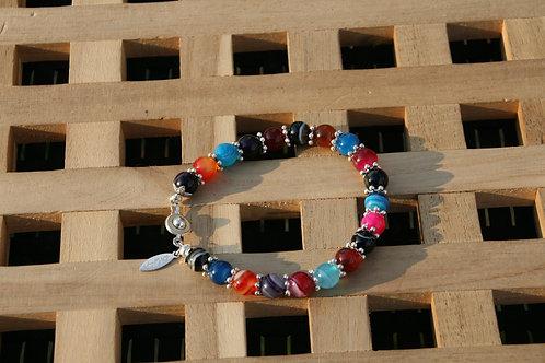 Achat- Armband