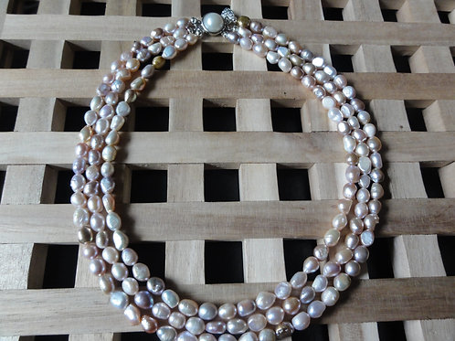 Kette Diamonds and Pearls