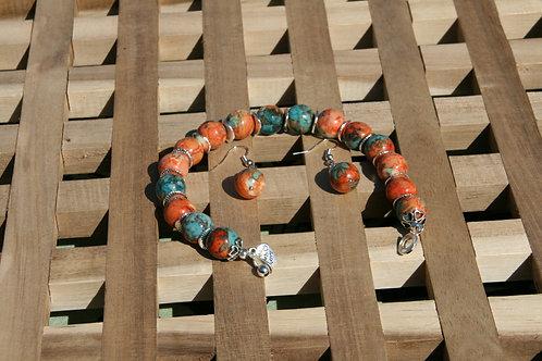 Armband aus Jade