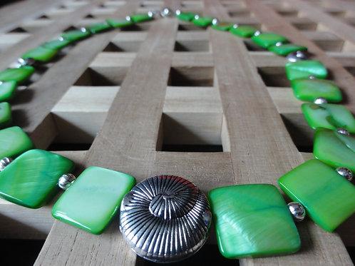 Set Caracola Verde