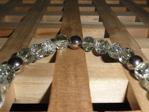 Armband aus Glasperlen