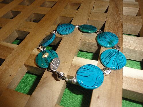 Armband aus Perlmutt