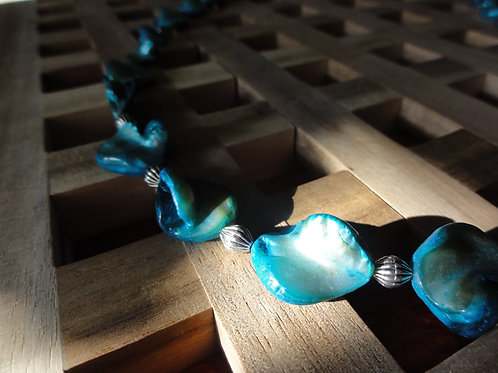 Set Marisco Azul