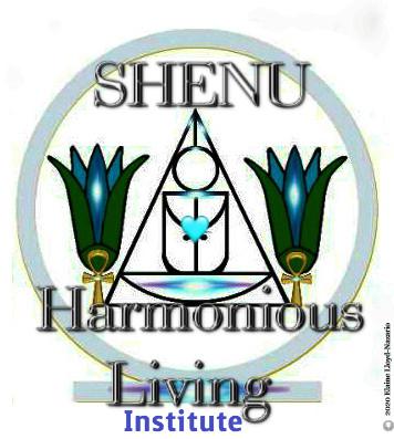 SHENU Harmonious Living Institute Logo-N