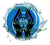 SHENU Khametic Living Water Temple logo