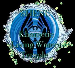 SHENU Khametic Living Water Temple logo