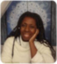Queen Mother Imakhu blue-silver backgrou