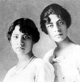 Adriana and Delores Ehlers