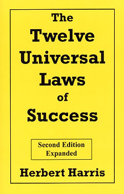 Twelve Universal Laws of Success - Herbe