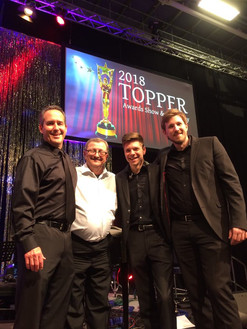 TOPPER AWARDS 2018