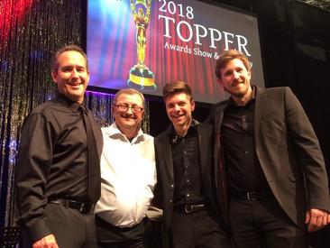 TOPPER AWARDS 2018
