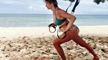 Five TRX exercises to keep your low back happy
