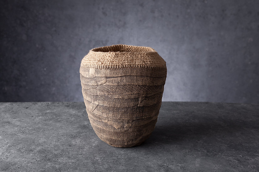 Jute Sacking Bowl