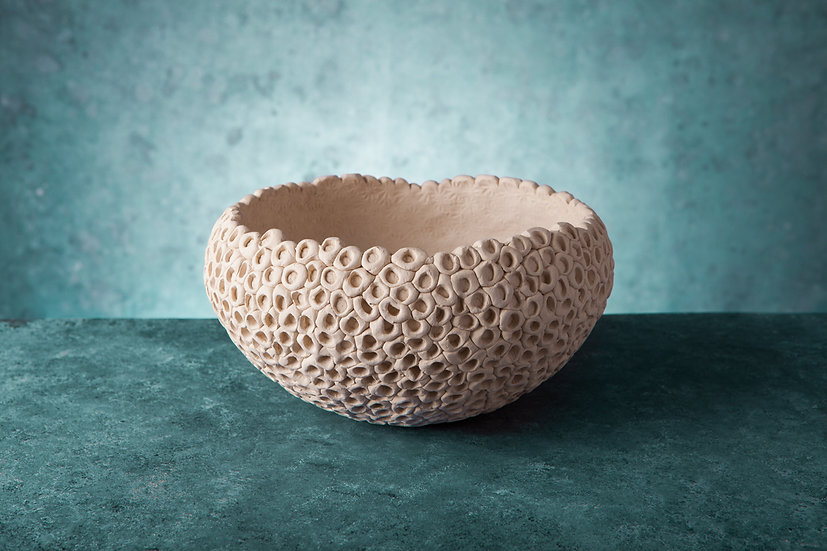 Coral Stone Ball