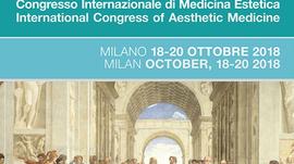 Agorà 2018, Milano - 20° Congresso Internazionale di Medicina Estetica