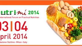 VIII Edizione NutriMI 2014 - International Forum on Practical Nutrition