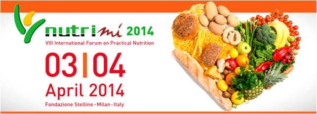 VIII Edizione NutriMI 2014 - International Forum on Practical Nutrition