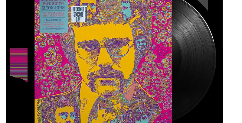 Elton John - LP Regimental Sgt. Zippo RSD 2021