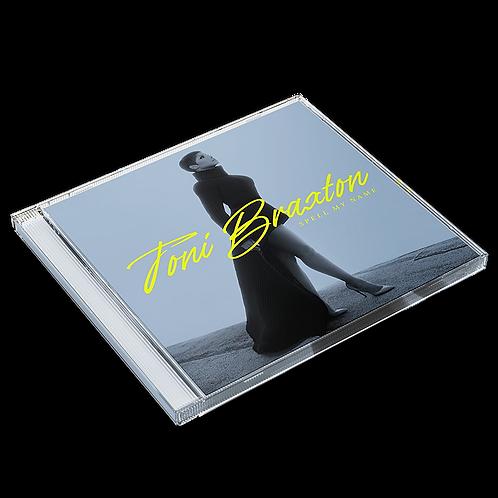 Toni Braxton - CD Autografado Spell My Name