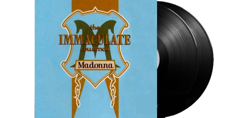 Madonna - 2x LP The Immaculate Collection