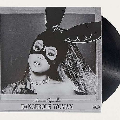 Ariana Grande - Dangerous Woman 2x LP