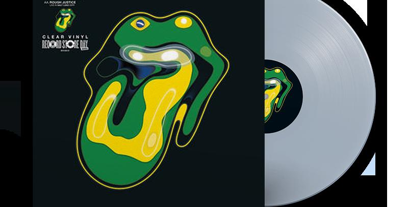 "The Rolling Stones - LP A Bigger Bang 10"" Transparente RSD 2021"