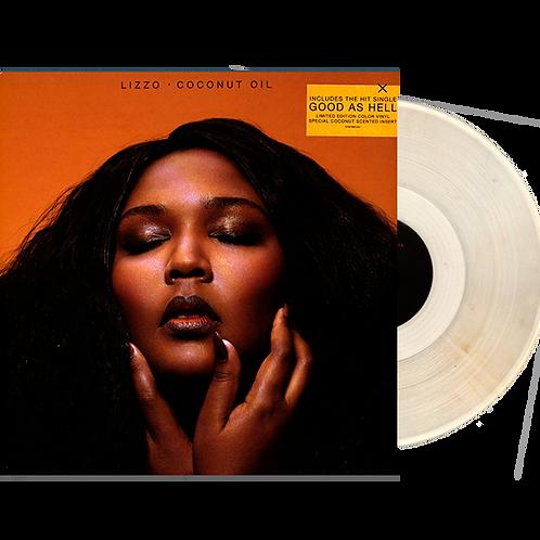 Lizzo - LP Coconut Oil EP Record Store Day Branco Transparente