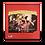 Thumbnail: Britney Spears -LP Circus Splatter Vermelho, Branco e Dourado Limitado