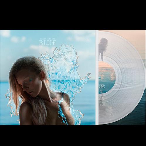 """iamamiwhoami - LP Transparente """"Blue"""""""