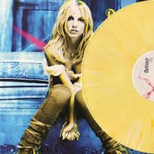 Britney Spears - LP Britney Limitado Amarelo