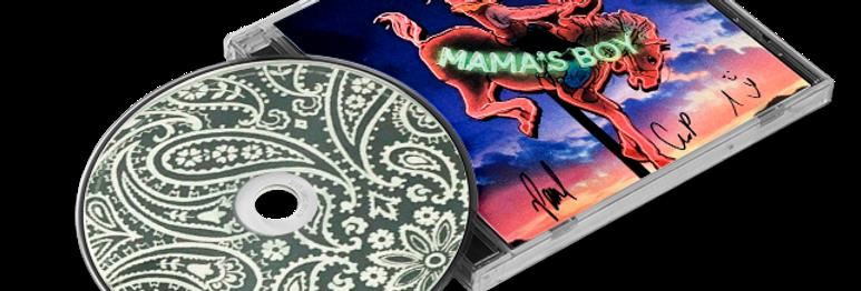Lany - CD Autografado Mama's Boy