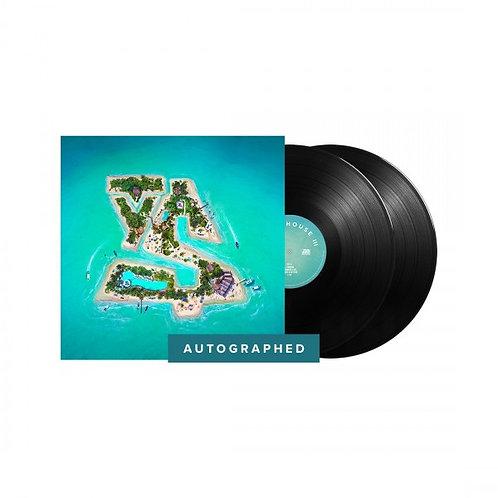 TY Dolla $ign - Beach House 3 2x LP Autografado