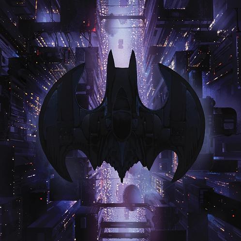 Batman - 2x LP Trilha Sonora Limitada Mondo