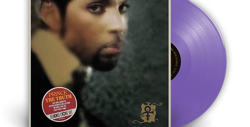 Prince - LP The Truth Roxo RSD 2021