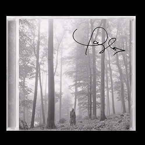 Taylor Swift - CD Autografado Folklore