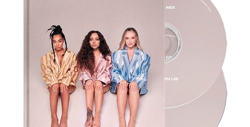 Little Mix - Super Deluxe 2xCD C/ Livro Limitado