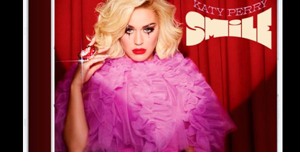 Katy Perry - CD Limitado Smile #4