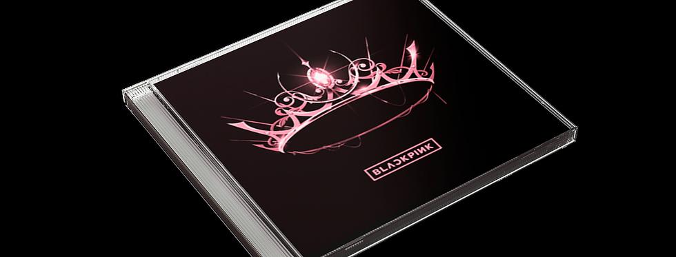 Blackpink - CD Autografado The Album