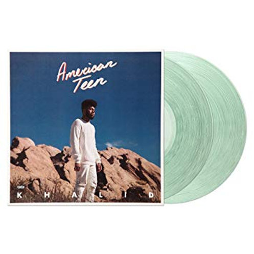 Khalid - American Teen Clear Limited LP