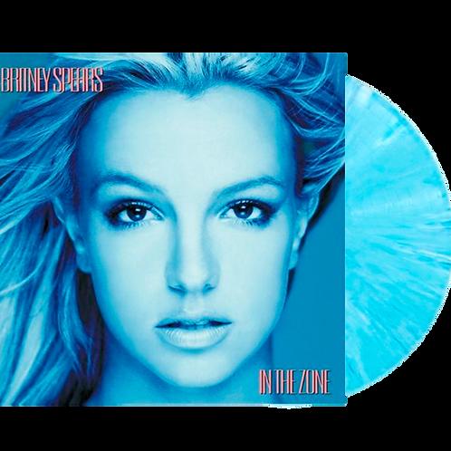 Britney Spears - LP In The Zone Azul Limitado