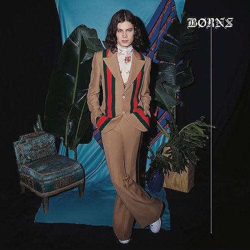 BORNS - Blue Madonna LP Azul Limitado