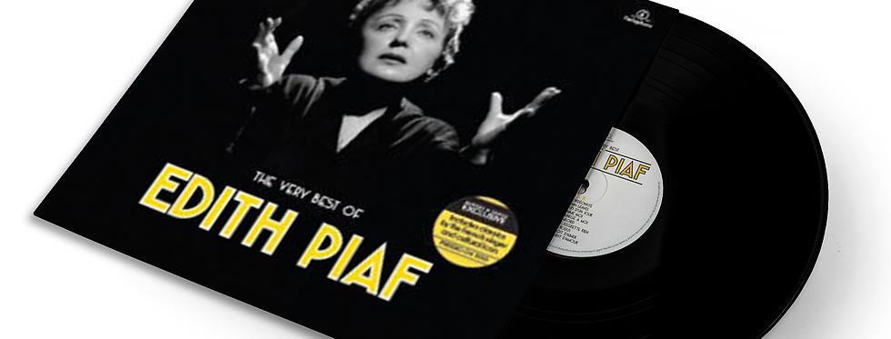 LP Very Best of Edith Piaf [Rhino] - Barnes & Noble Exclusive [AVARIA]