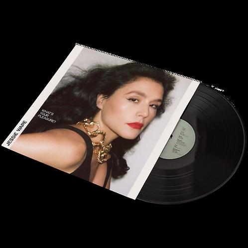 JessieWare - LP What's Your Pleasure Preto