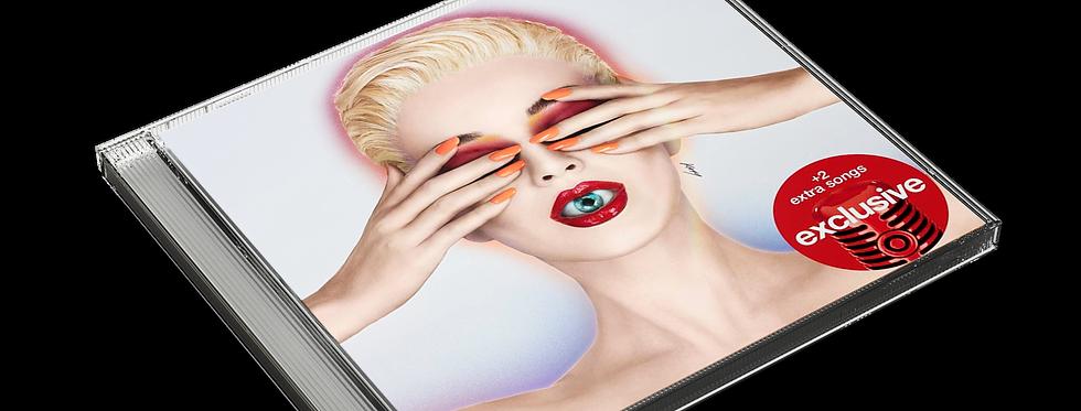 Katy Perry - CD Witness Target Exclusive