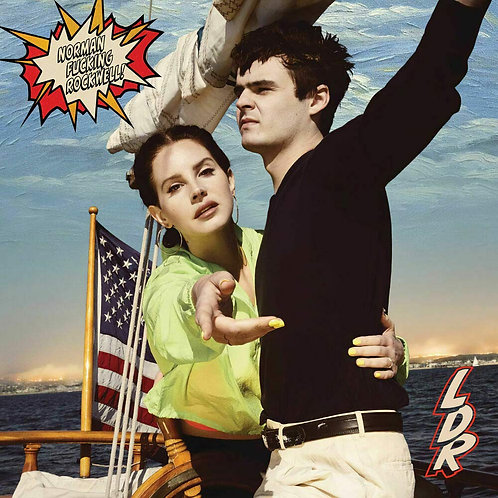 Lana Del Rey - CD Norman Fucking Rockwell! Explicito