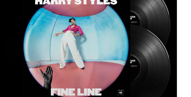 Harry Styles - LP  Fine Line Duplo [AVARIA]