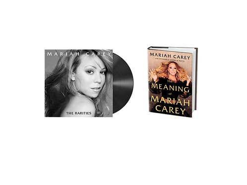Mariah Carey - 4x LP The Rarities + Biografia