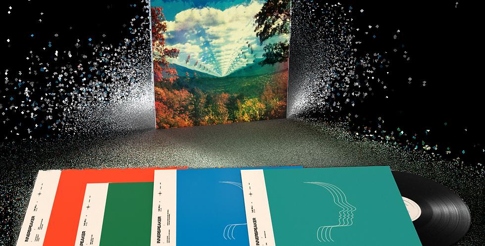 Tame Impala - 4x LP Box Set Innerspeaker 10th Anniversary