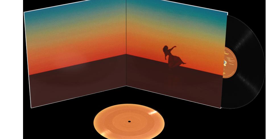 "Lorde - LP Autografado Solar Power Exclusivo Deluxe + Picture Disc 7"""
