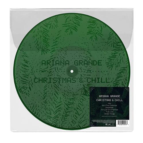 Ariana Grande - LP Christmas & Chill LimitadoVerde Escuro